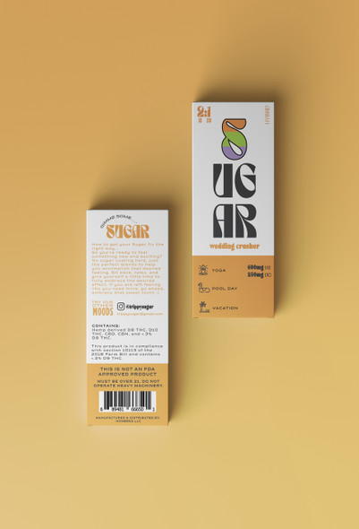 Sugar D10 Disposables