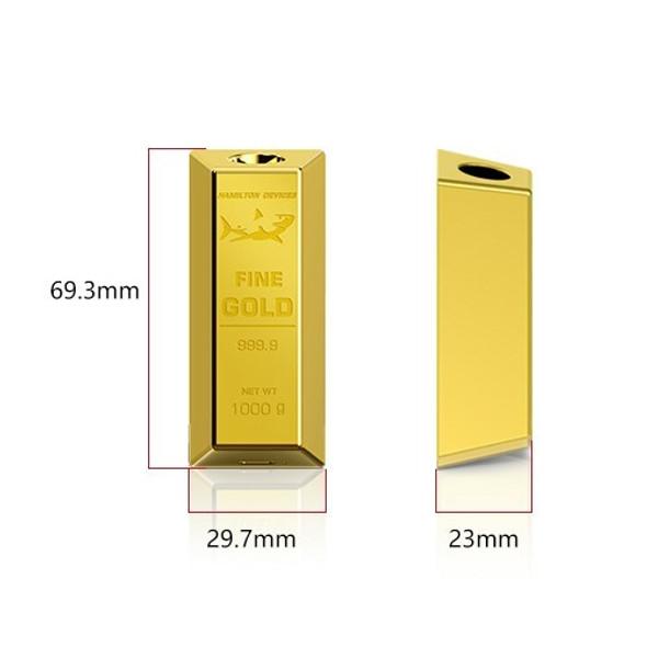 Gold Bar Battery