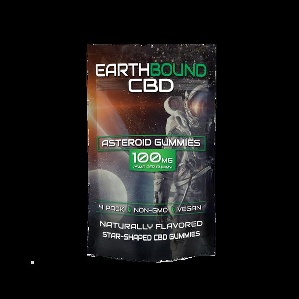 EarthBound CBD Asteroid Gummies 100MG