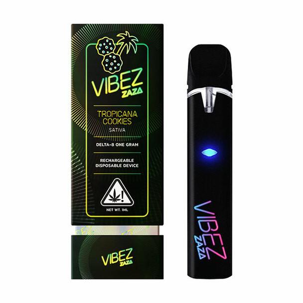 Vibez Zaza Delta 8 Disposable 1gram