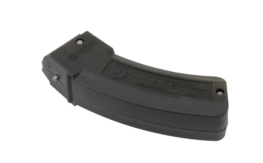 Ruger® 10/22® and Charger BX-15 Factory 15 Round Magazine