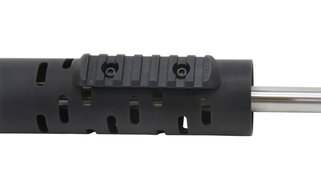 Multi-Slot handguard with rail