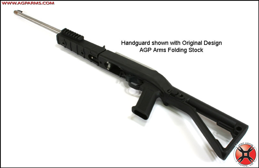AGP Arms Handguard for Ruger 10/22 Takedown® and Standard Rifle