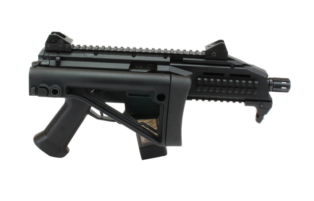 AGP Arms CZ Scorpion Evo 3 Folding Stock