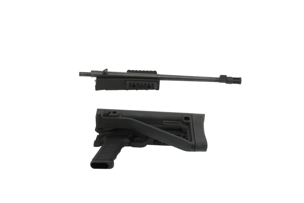 New Ruger 10/22 Takedown® With AGP Stock Kit