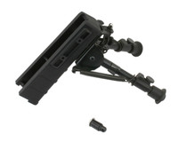 AGP Arms Harris Bipod Mount for AGP Handguard Designed for Ruger 10/22 Takedown®