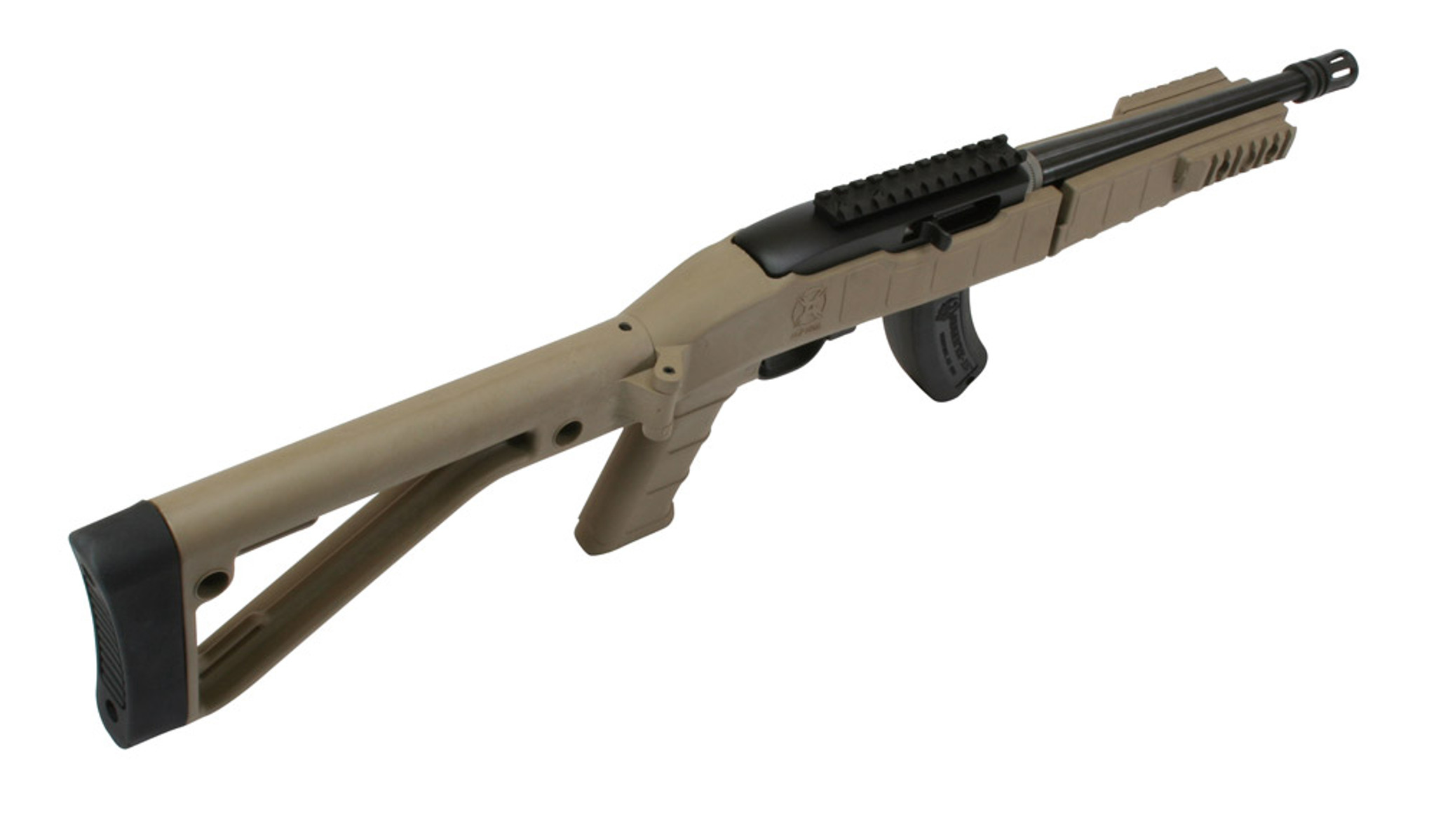 AGP Arms Folding Stock Kit Gen2 Designed for Ruger® 10/22®