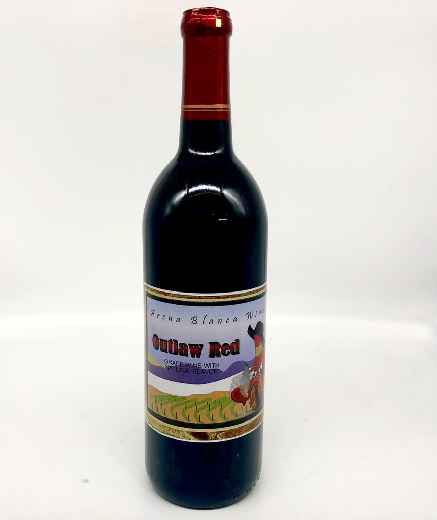 Outlaw Red Wine