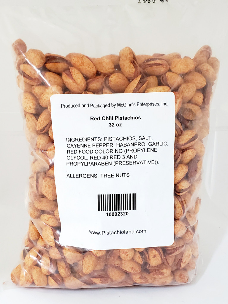 Ingredients and allergens.