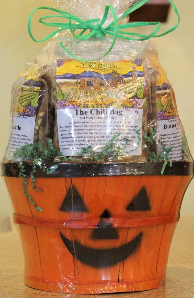 The Fall Pumpkin Basket