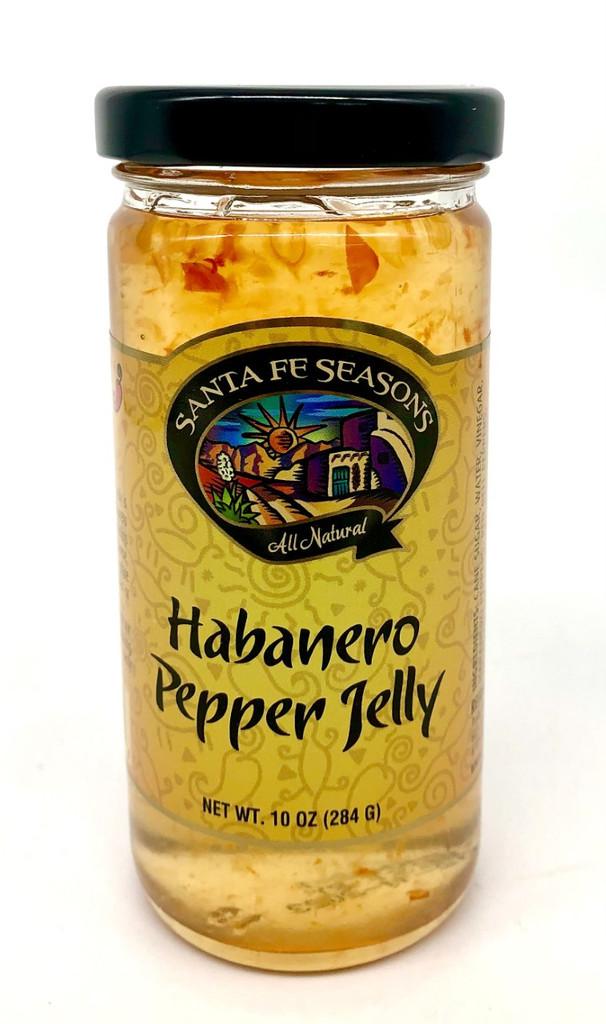 Habanero Pepper Jelly - Santa Fe Seasons