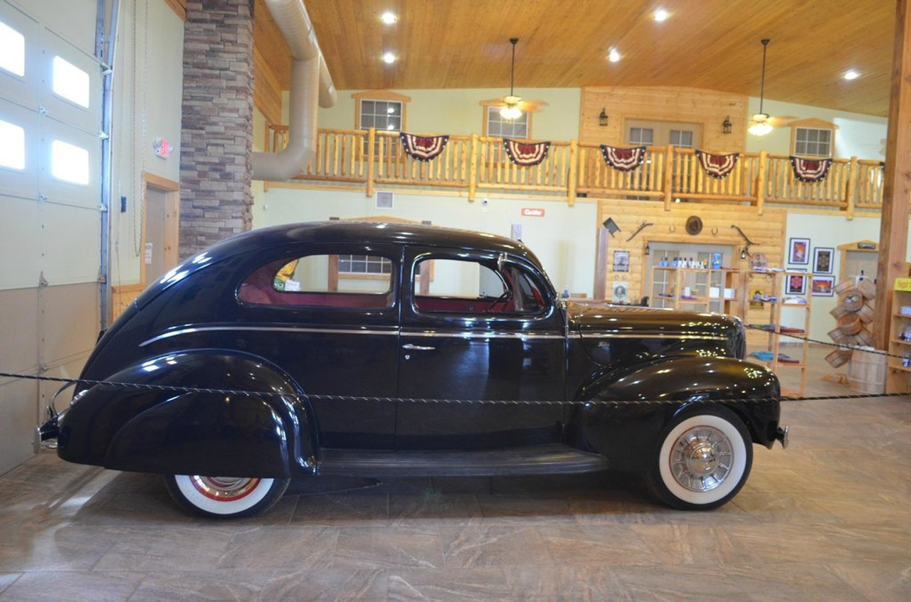 Classic 1940 Ford