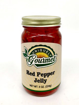 Red Pepper Jelly - Uniquely Gourmet