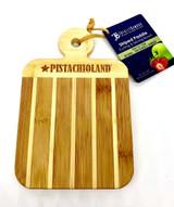 PistachioLand Striped Cutting Board