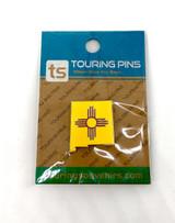 New Mexico Touring Pin
