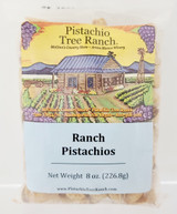 Ranch In-Shell Pistachios 8 oz. Poly Bag