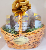 Pistachio Nuts and Candy Gift Basket (Gift #9)