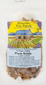 Our candies are hand-crafted on our farm. Delicious pecan brittle without added sugar.