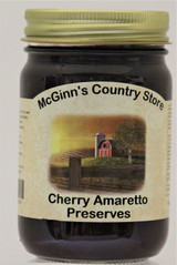 Cherry Amaretto Preserves - Dillman's