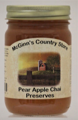 Pear Apple Chai Preserves