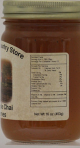 Pear Apple Chai Preserves - Dillman's