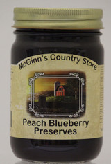 Peach Blueberry Preserves - Dillman's