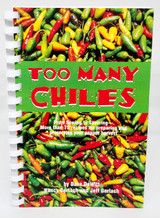 Too Many Chiles Cookbook