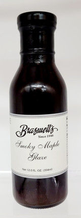 Braswell's Smoky Maple Glaze