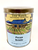 Pecan Brittle - 8 oz. can