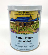 Butter Toffee Glazed Pistachios - 8 oz. Can