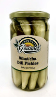 What'cha Dill Pickles - Uniquely Gourmet
