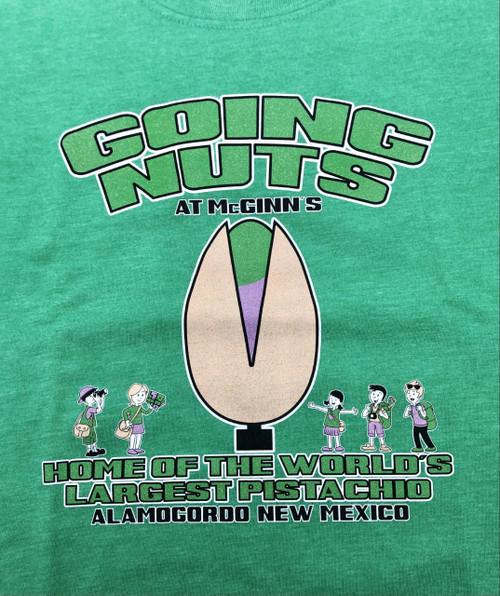 PistachioLand Going Nuts T Shirt