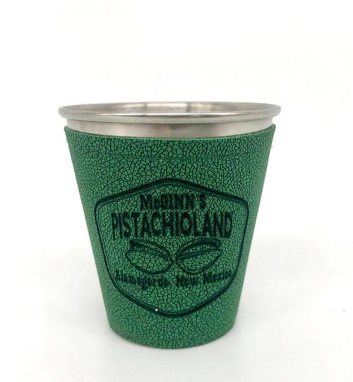 PistachioLand Steel Shotglass