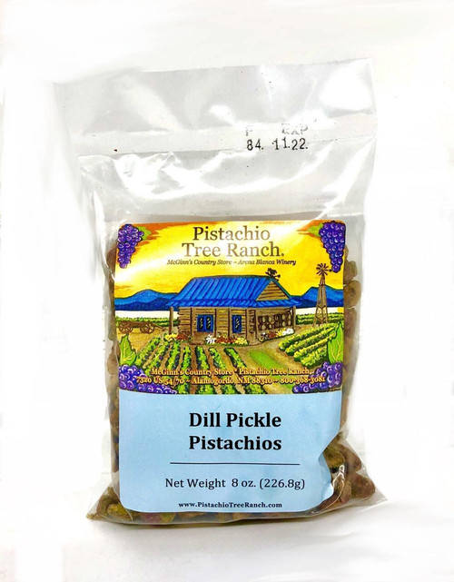 Dill Pickle Roasted Nutmeats - 8 oz.