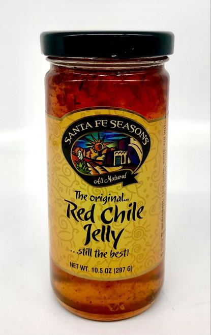 Red Chile Jelly - Santa Fe Seasons