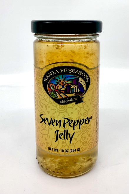 Seven Pepper Jelly - Santa Fe Seasons