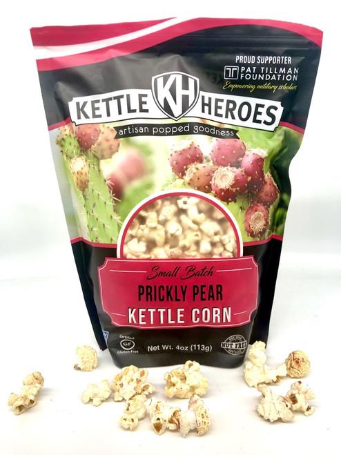 Prickly Pear Kettle Corn