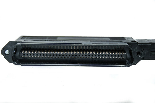25 Pair Telco Cat 3 24AWG AMP Male to Female (Custom) - Made in USA