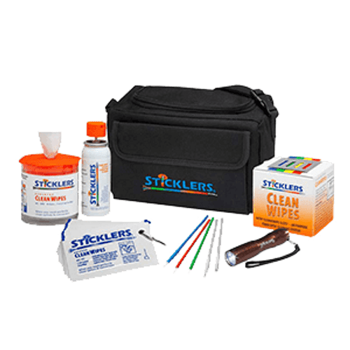 Sticklers™ Military Fiber Optic Cleaning Kit (800+ Cleanings)