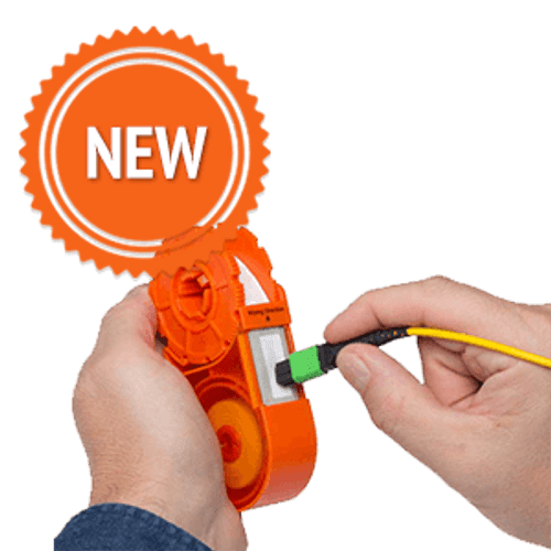 CleanClicker™ MPO Fiber Cleaner Cassette