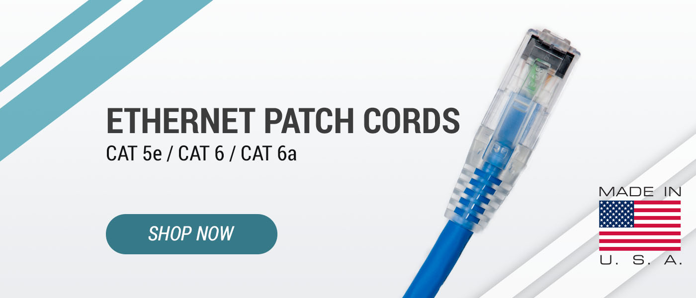 Ethernet Patch Cords