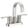 Designers Impressions 615649 Satin Nickel Lavatory Vanity Faucet