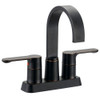 Designers Impressions 655670 Oil Rubbed Bronze Lavatory Vanity Faucet