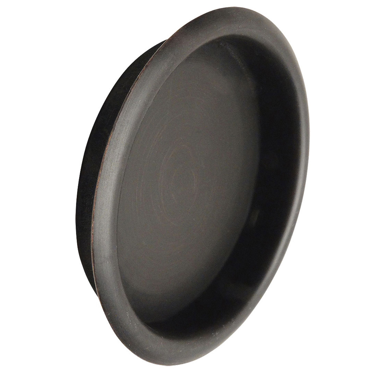 609377 Designers Impressions Oil Rubbed Bronze 6 x 30 Kick Plate