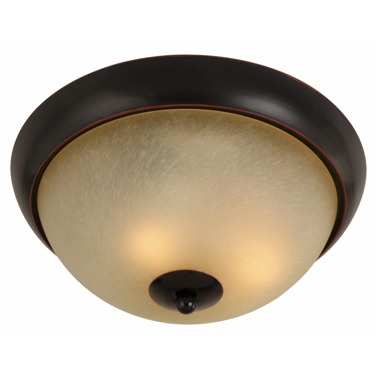 Oil Rubbed Bronze Flush Mount Ceiling Light Fixture 16 7970 Discount Home Furnishings Inc