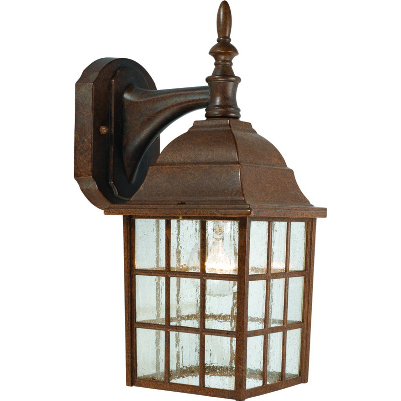 #54-4304 Hardware House Antique Silver Patio//Porch Outdoor Light Fixture