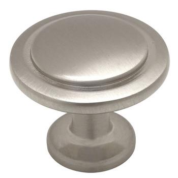 Cosmas 5560SN Satin Nickel Cabinet Knob