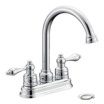 Designers Impressions 685749 Polished Chrome Lavatory Vanity Faucet