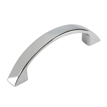 Cosmas 221-64CH Polished Chrome Cabinet Pull