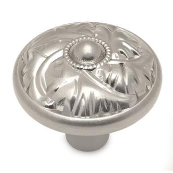 Cosmas 10559SN Satin Nickel Zinc Cabinet Knob